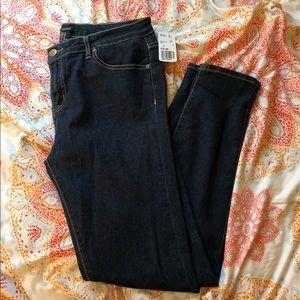 Dark blue Forever 21 skinny jeans, Sz. 31